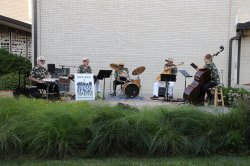 Courtyard Jazz