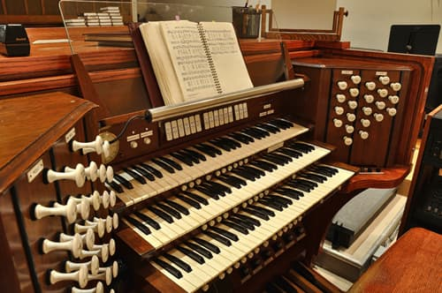 Schantz pipe organ