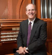 Dr Jeffrey Blersch, Director of Music at Pacific Hills Lutheran Church, Omaha NE